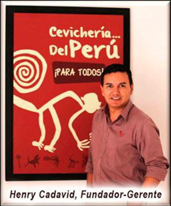 Franquicia Cevichería del Perú ®