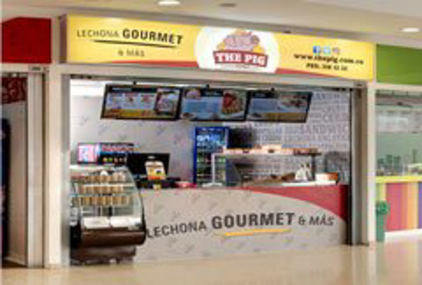 Franquicia The Pig Lechona Gourmet & más