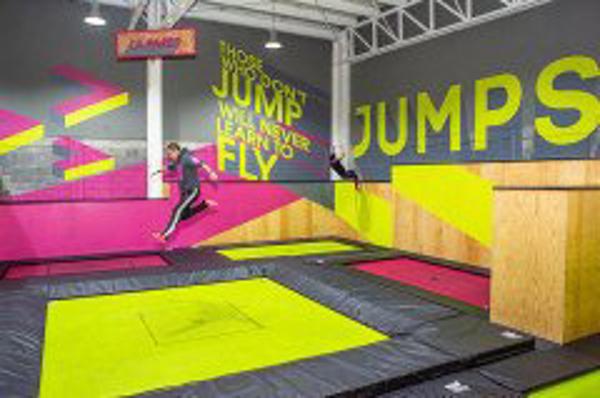 Franquicia Jumpster Trampoline Park