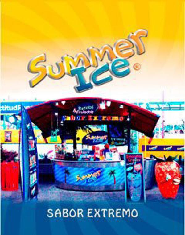 Franquicia Summer Ice