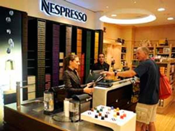 Nespresso abrirá una franquicia en el Centro Comercial Andino