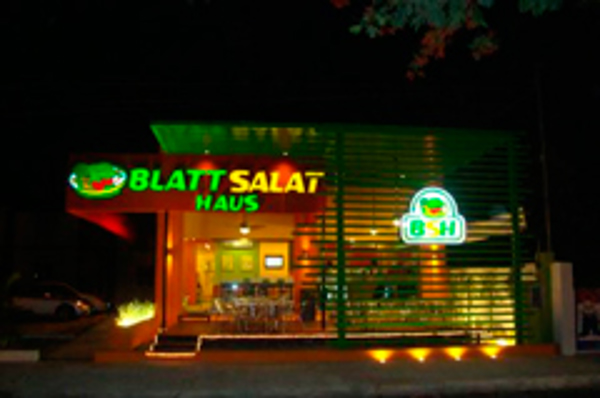 La red de franquicias Blat Salat Haus se expande a Colombia
