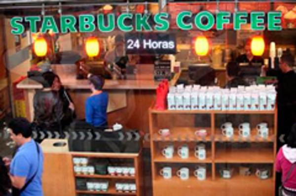 Starbucks abre las puertas de su primera franquicia en Colombia