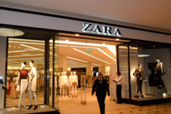 Zara se encuentra entre las franquicias de moda más valoradas del mundo
