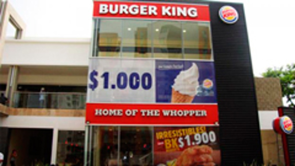 La franquicia Burger King abrió su local número 23