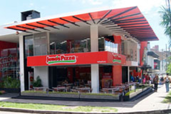 Jenno's Pizza es líder en el negocio de la pizza