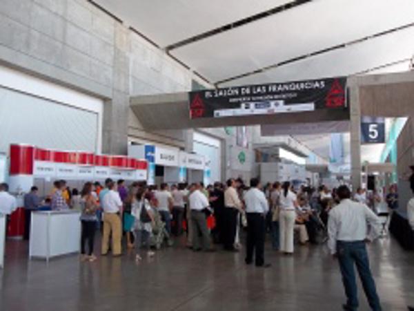 Gran participación de Creditaria en el Salón de la Franquicia 2011