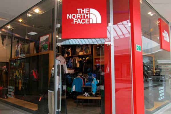 tienda north face medellin