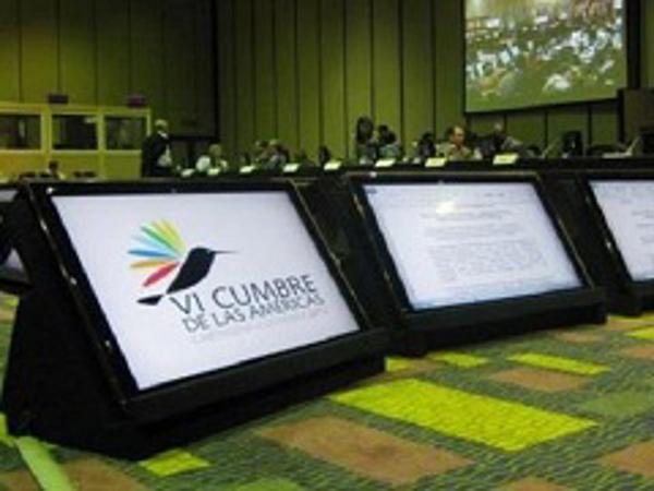 Colombia gana peso en la Cumbre de las Américas