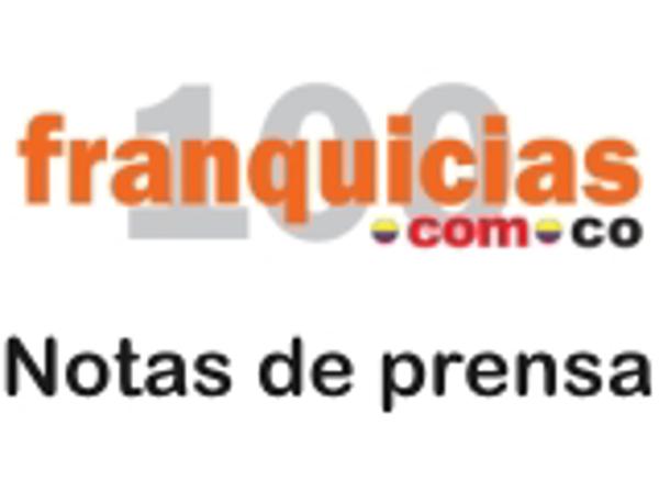 La franquicia EPK en Colombia y Brasil